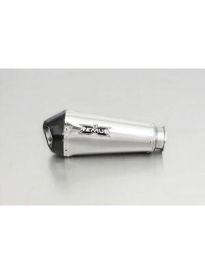 HYPERCONE, slip on (muffler), stainless steel, incl. EC homologation