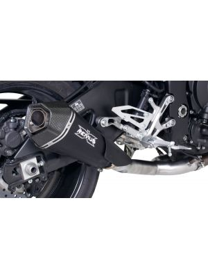 Racing connecting tube instead of original front silencer, Race (no EEC)