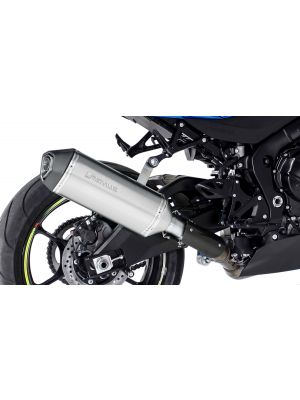 OKAMI, High Perfomance Racing System stainless steel header (4-2-1) with conical tubes & full Titanium Racing OKAMI muffler, without homologation